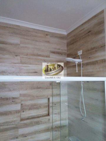 Casa à venda com 3 dormitórios em Ipê, Três lagoas cod:294 - Foto 9