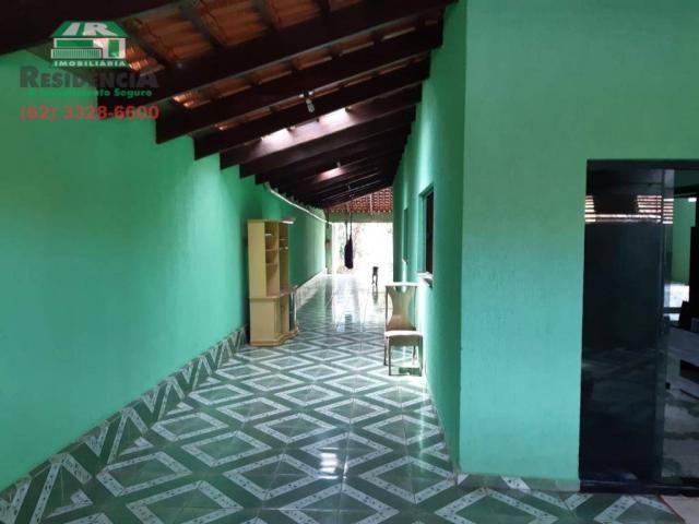 Casa à venda, 200 m² por R$ 320.000 - Vila Santa Rosa - Anápolis/GO - Foto 12