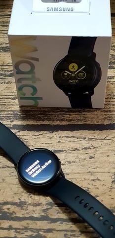 Relógio Samsung active watch - Foto 5