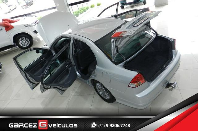 Honda Civic EX 1.7 Automático Completíssimo Legalizado Baixo - Foto 20