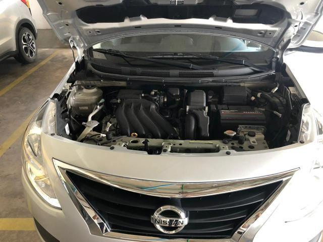 Nissan versa 1.6 sv automático 2018 - Foto 7
