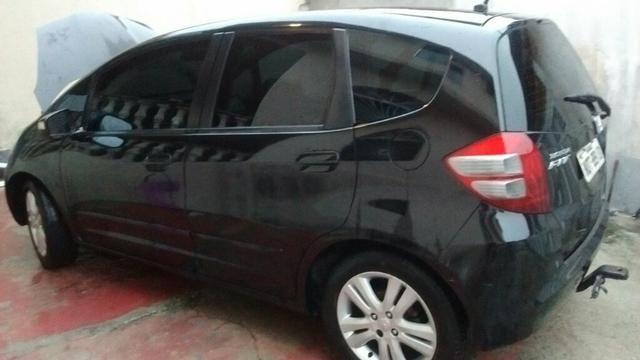 Honda New Fit automático EX