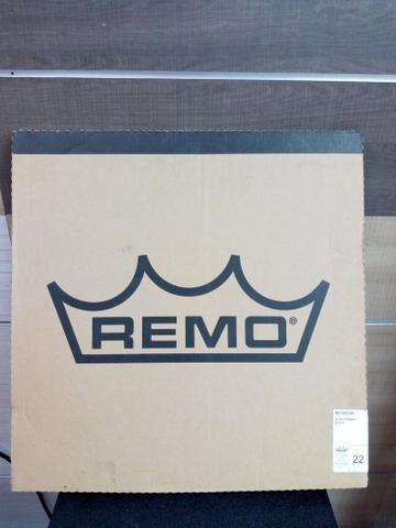 "Pele de bumbo Remo 22"" Silent ( Silentstroke ) - Foto 5"