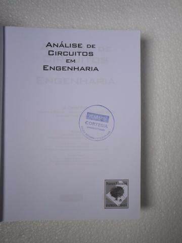 Análise De Circuitos Em Engenharia - J. David Irwin - 4ª Edição - 2008 - Foto 4
