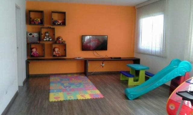 Aluga-se apartamento semi-mobiliado Pinheirinho, ótima localização - Foto 15