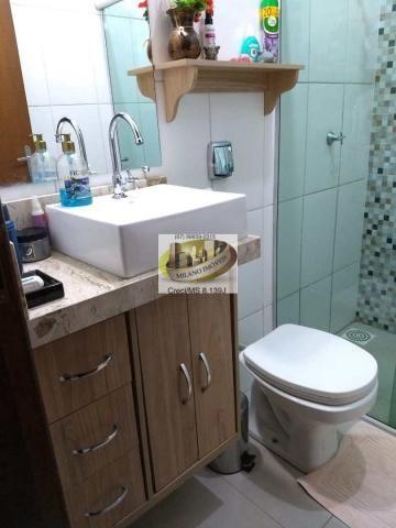 Casa à venda com 2 dormitórios em Ipê, Três lagoas cod:405 - Foto 6