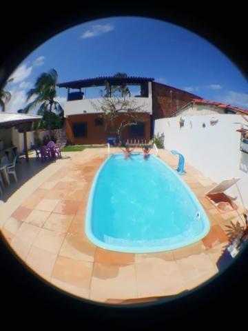 Aluga-se casa de praia em Jauá