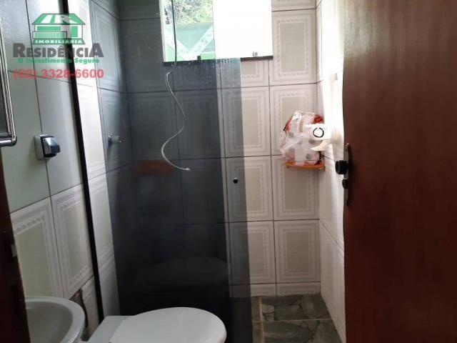 Casa à venda, 200 m² por R$ 320.000 - Vila Santa Rosa - Anápolis/GO - Foto 8