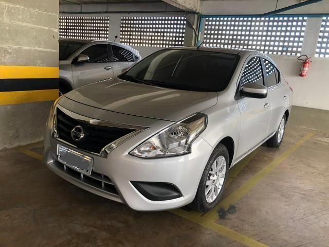 Nissan versa 1.6 sv automático 2018 - Foto 2