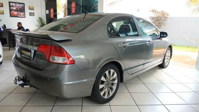 Honda Civic LXL Flex (2011/11) Completo - Foto 6