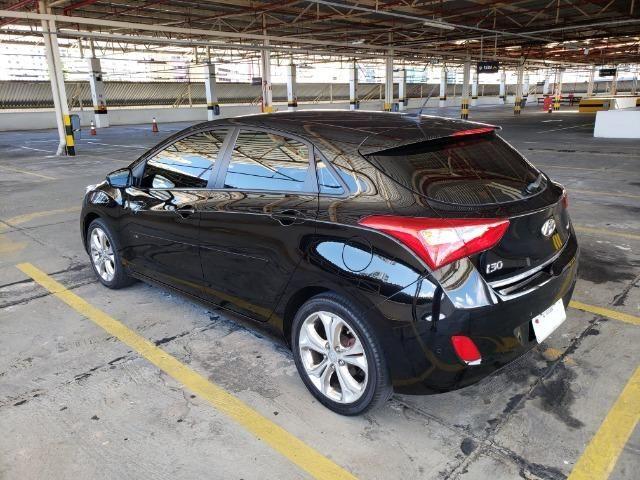 Hyundai I30 Preto Automático Completão Zerado 57000km Rodas - Foto 2
