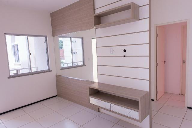 Vendo apartamento em Fortaleza no bairro Lagoa Redonda com 3 quartos, 189.900,00 - Foto 3