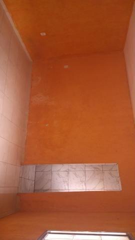 Casa 2 cômodos , banheiro e lavanderia muito bem arrumado - Foto 9