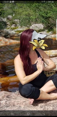Mega pronto pra uso, metodo invisivel hair, vermelho marsala método adesivado - Foto 2