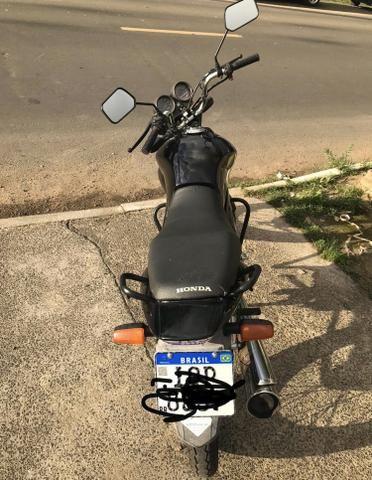 Alugo moto para entregas rappi ifood uber eats loggi - Foto 3