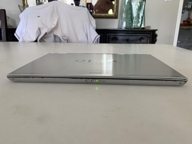 Ultrabook Sony Vaio I5 HD 320 / 32 SSD - Foto 4