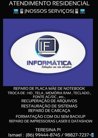Assistência técnica especializada !