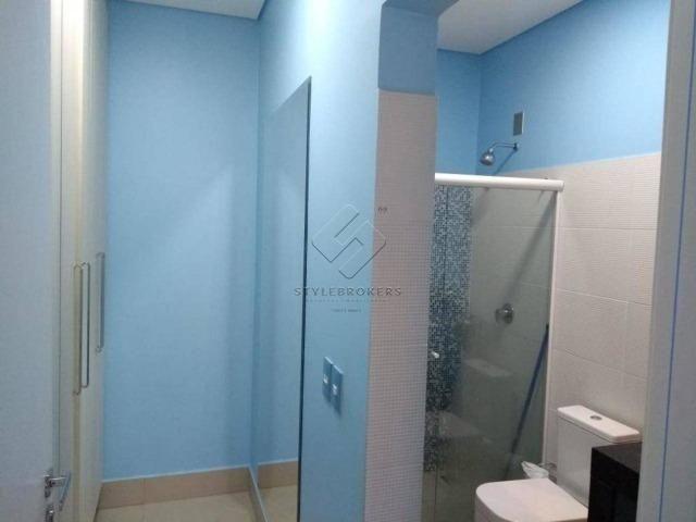 Casa no Condomínio Alphaville I, com 382 m² - 05 Suítes I Locação I Mobiliada - Foto 11