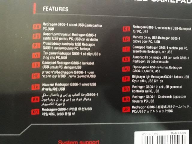Controllers Seymour G806-1 - Informações na Descrição - Foto 5
