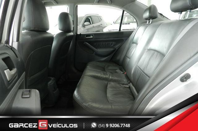 Honda Civic EX 1.7 Automático Completíssimo Legalizado Baixo - Foto 6