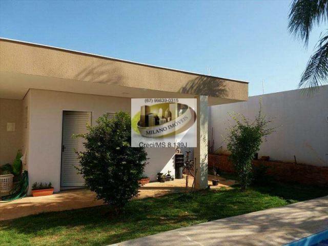 Casa à venda com 3 dormitórios em Ipê, Três lagoas cod:294 - Foto 10