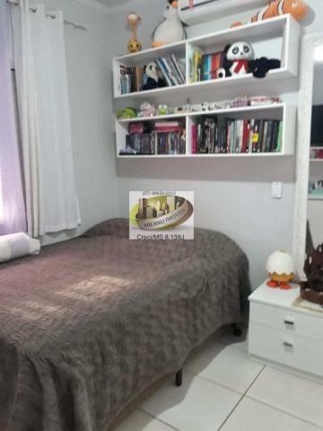 Casa à venda com 2 dormitórios em Ipê, Três lagoas cod:405 - Foto 11