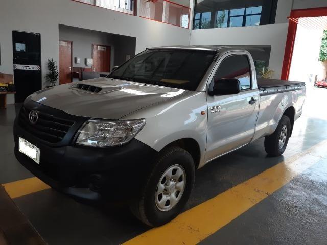Hilux Cabine Simples 3.0 Diesel 2012/2013