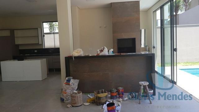 Alphaville 2,nova,302 m2,5 qtos,4 suítes,armários,piscina.vr .1650.000 ,aceita imóvel - Foto 6