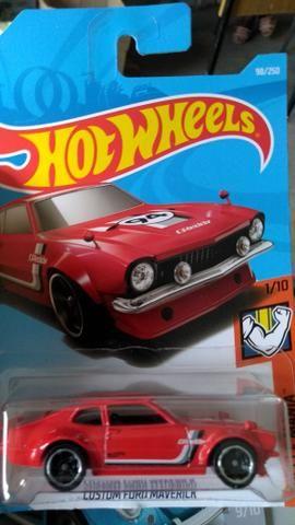 Maverick hot wheels