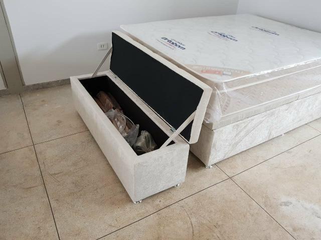 Recamier (baúzinho para cama box) 249.00 - Foto 4