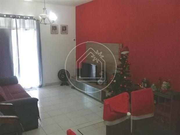 Apartamento à venda com 3 dormitórios em Jardim guanabara, Rio de janeiro cod:840327