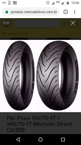 Torroooo pneu cb300