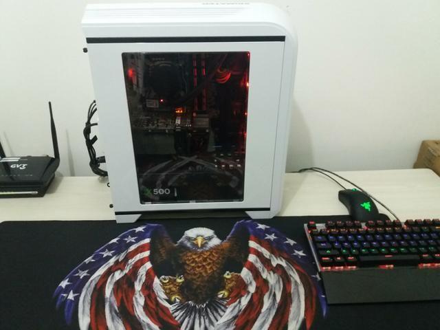 PC Gamer Core I7-7700K Z270 16Gb RAM GTX 1060 6Gb