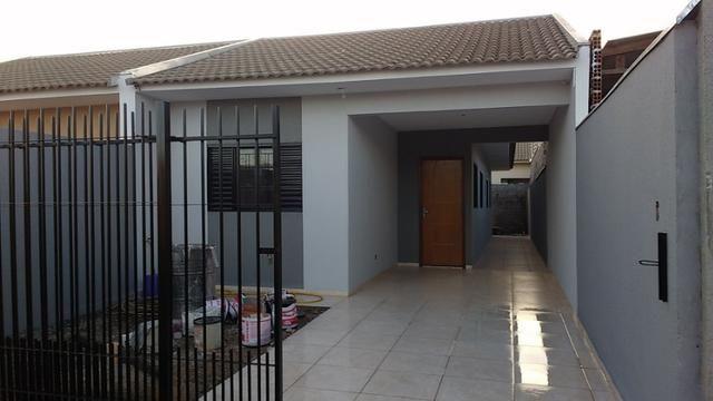 Casa Nova 3 Qt com 81m² Jd. Monterei Sarandi Pr