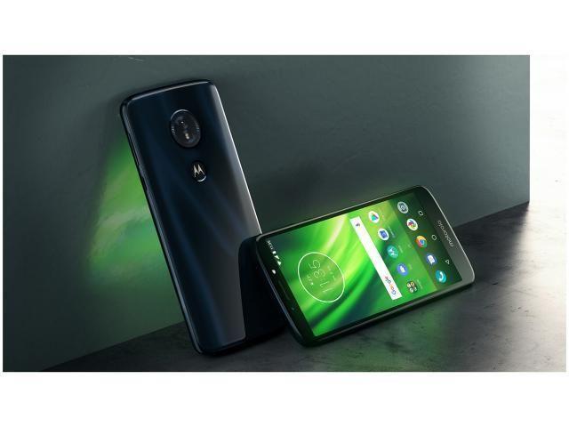 e8d4d7693 Smartphone Motorola Moto G6 Play 32GB Indigo - Celulares e telefonia ...