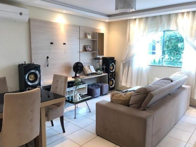 Vendo Casa Duplex em Condomínio no Turu / 3 Quartos // Projetados