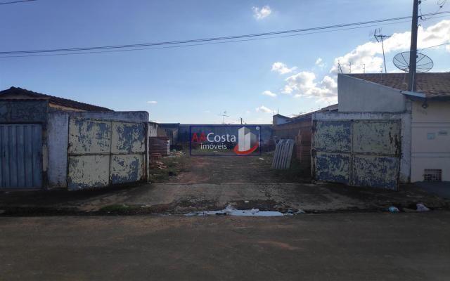 Loteamento/condomínio para alugar em Prol.vila aparecida, Franca cod:I08489