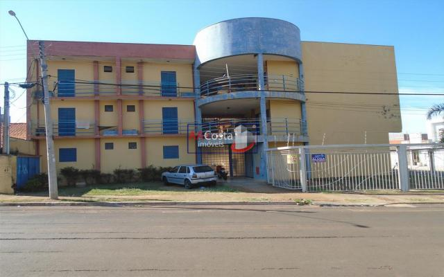 Apartamento para alugar com 1 dormitórios em Parque universitario, Franca cod:I05822