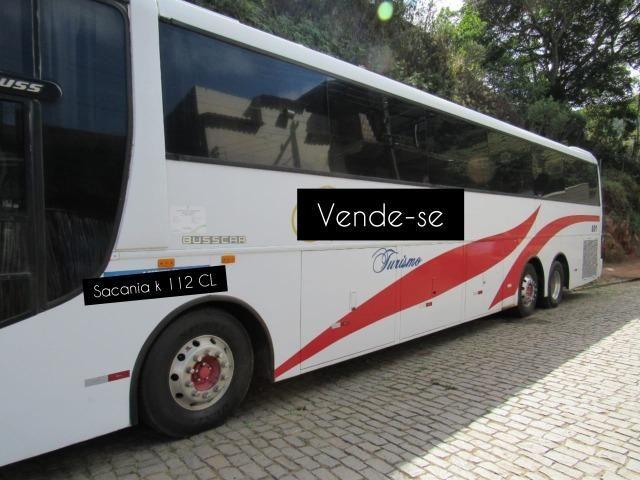 Ônibus em Santa Maria Madalena-RJ