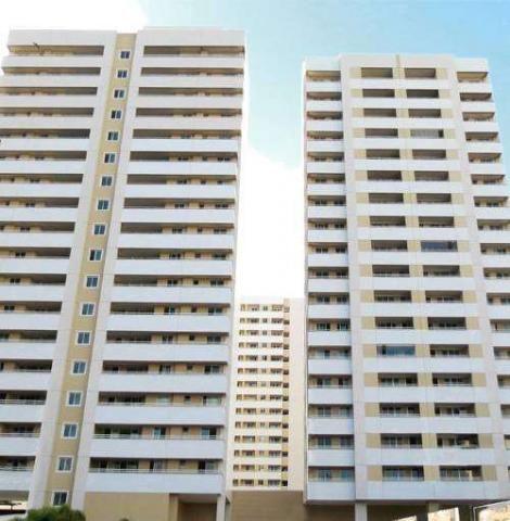 Apartamento - Cidade dos Funcionários, Fortaleza