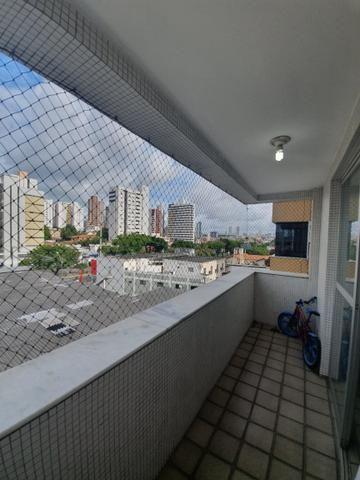 Apartamento espaçoso 3/4 sendo 1 suite - barro vermelho - Foto 2