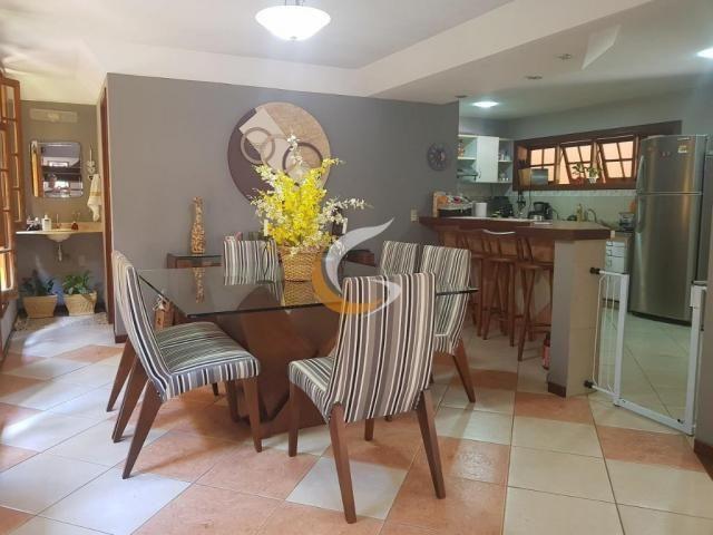Casa com 4 dormitórios à venda, 500 m² por R$ 1.580.000 - Quarteirão Brasileiro - Petrópol - Foto 12