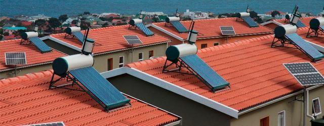 Aquecimento Solar e a Gás Assistência Técnica em Mangaratiba - Foto 5