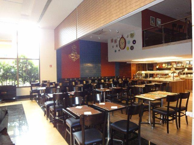 Sala Edifício The Office, 33m² climatizada, andar alto, Adrianópolis - Foto 2