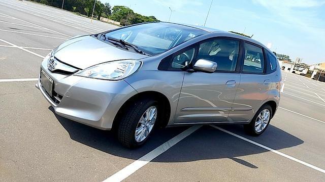 Honda New FIT 2 dono Impecavel!!! - Foto 5