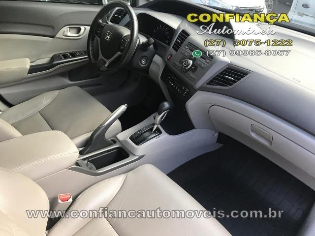 Honda / Civic Lxr 2.0 Aut - Foto 9