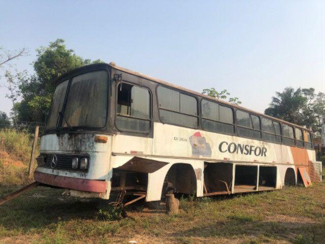 Ônibus ferro Velho - Foto 3