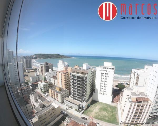 Apartamento para locação 3 quartos, amplo e novíssimo na Praia do Morro. - Foto 6