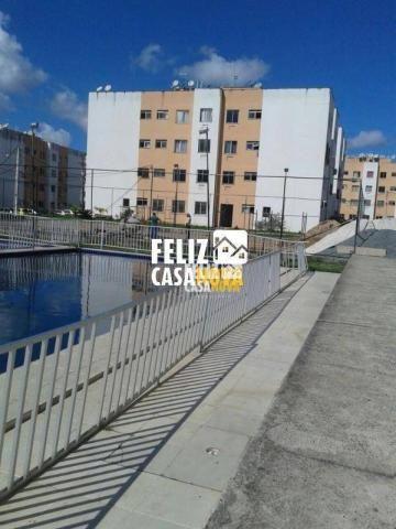Apartamento 2 Quartos - Condomínio Camaçari Life - Foto 18