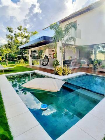 JD/Casa Duplex 350m2 no Alphaville Luxo e Sofisticação